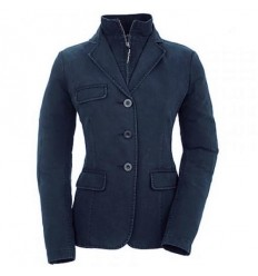 Blazer Tucano Urbano Cottage Cotton Lady blu scuro