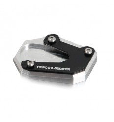 Estensione base cavalletto Hepco & Becker per Kawasaki Z125