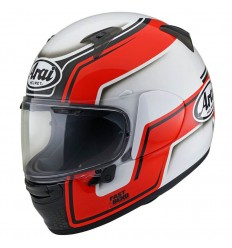 Casco Arai Profile-V grafica Bend Red