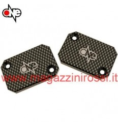 Coperchi pompa freno ONE Tuning Yamaha X-Max carbon look