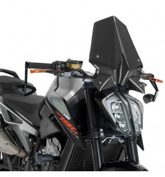 Cupolino Puig Naked carbon look per KTM 790 Duke