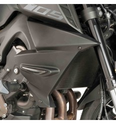 Coppia pannelli laterali radiatore Puig per Yamaha MT-09/SP dal 2017