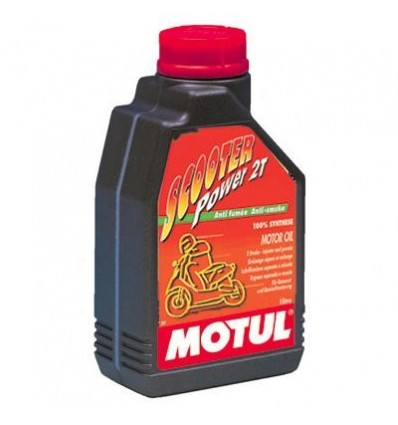 Olio 2T Motul Scooter Power 1 lt