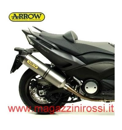 Marmitta Arrow Race-Tech Titanium Carby Yamaha T-Max 530 2012