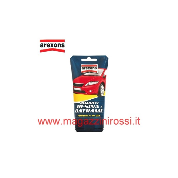 Arexons 8354 Rimuovi Resina E Catrame 100 Ml Carrozzeria Auto Formula In Gel Automotive Care & Detailing